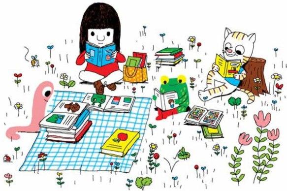 Ana y Froga / Anouk Ricard. Blackie Books, 2013