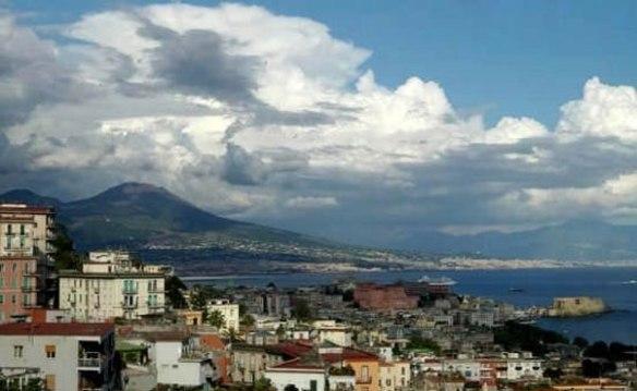 Montedidio, barrio de Nápoles.