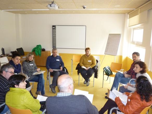 Grupo 5 coordinado por Ana y Aitor
