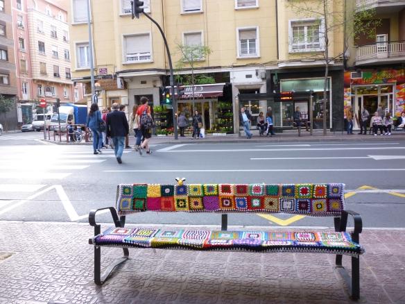 Lunes, 15 de abril 2013. Calle General Vara de Rey 67 (Logroño)