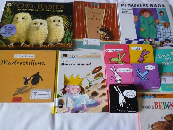 Libros maman