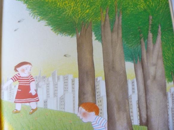 """""""Earth"""" / Carme Solé Vendrell. Parramón, 2001"""