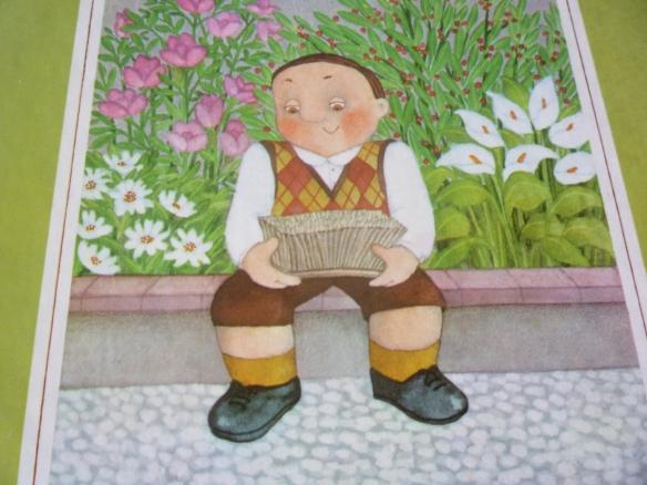 """""""Cepillo"""" de Carme Solé Vendrell es el cuento que les contamos y hasta llevamos un cepillo y todo."""