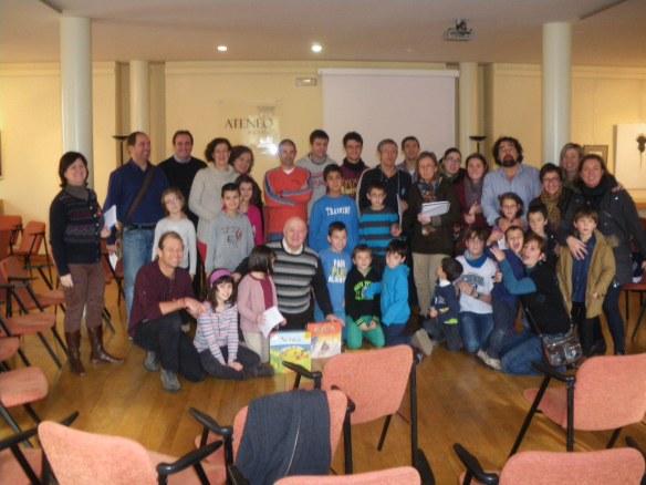 Ateneo 18-01-2014