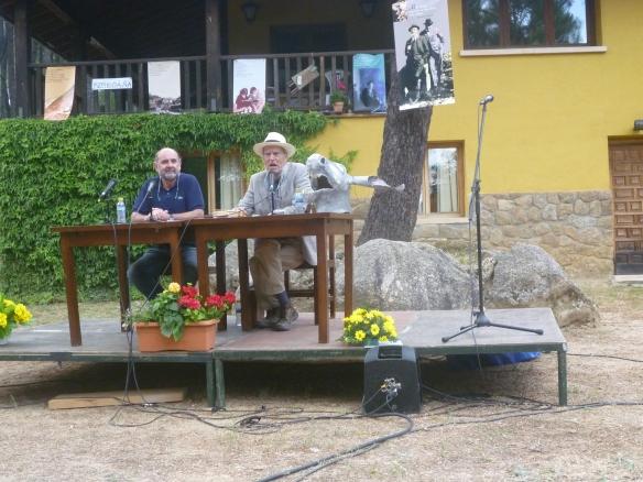 """Eugenio Otero impartió la conferencia inaugural que tituló """"Los marineros del entusiasmo en las Misiones Pedagógicas"""" 06-06-2014"""