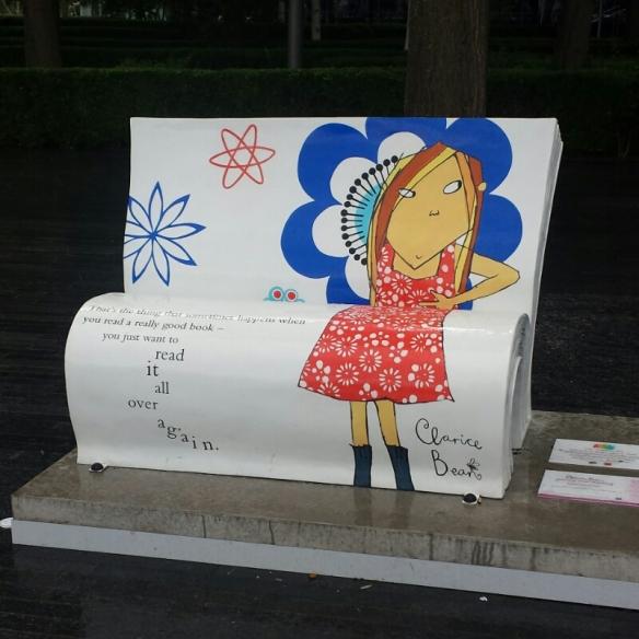 Clarice Bean (Lauren Child)