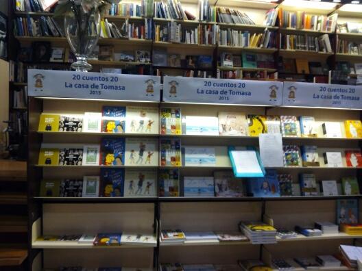 Librería Santos Ochoa. 29-04-2015