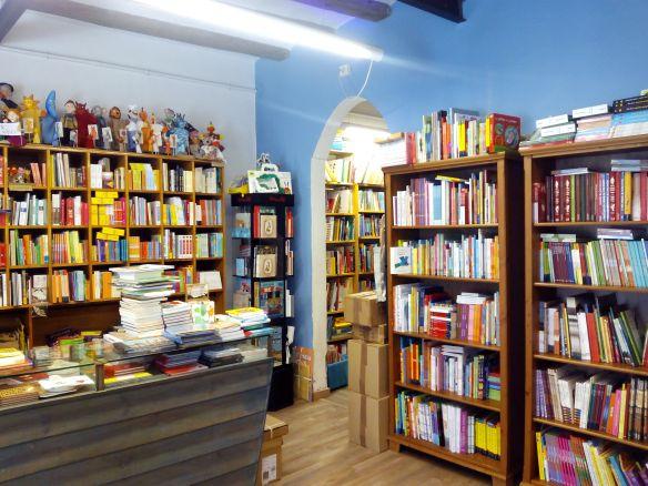 Entrada de la libreria