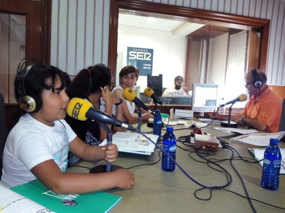 Miércoles 29 de julio. Programa nº 31 de Tomasa en la radio.