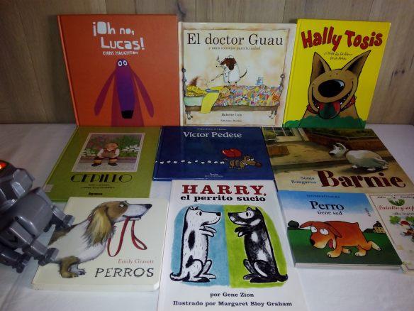 Nuestros diez cuentos de perros favoritos.
