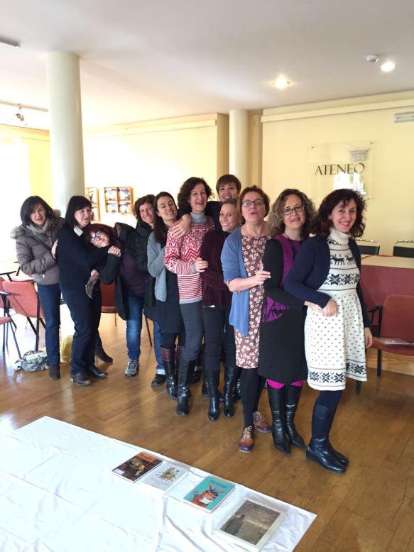 """Club de lectura """"Todo el mundo va"""". Ateneo, 15-01-2016"""