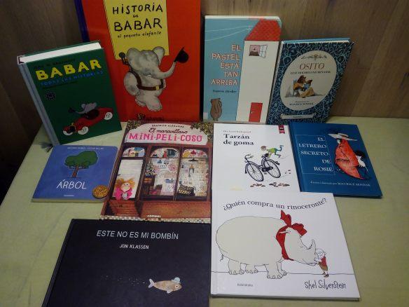 Para los más pequeños 20 cuentos 20 de 2016