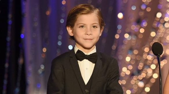 Soy Jacob Tremblay, soy actor, soy rico y famoso y sin embargo chico, lo daría todo por ir a la Gran Gala de los 20 en Logroño y hacer de Rosie. ¡El papel de mi vida!