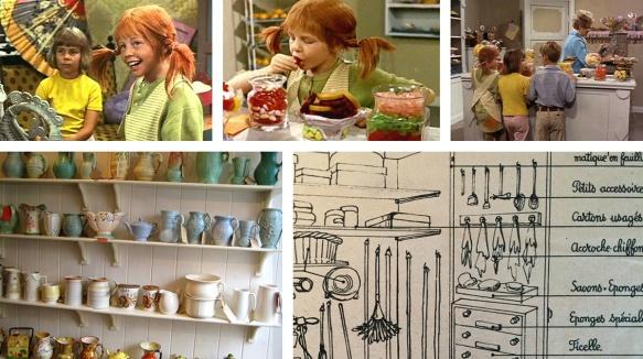 Este libro es en parte un homenaje a Pippi y la fascinación que experimenté cuando era pequeña: entrar en una tienda llena de cosas que estaban esperando a ser descubiertos.