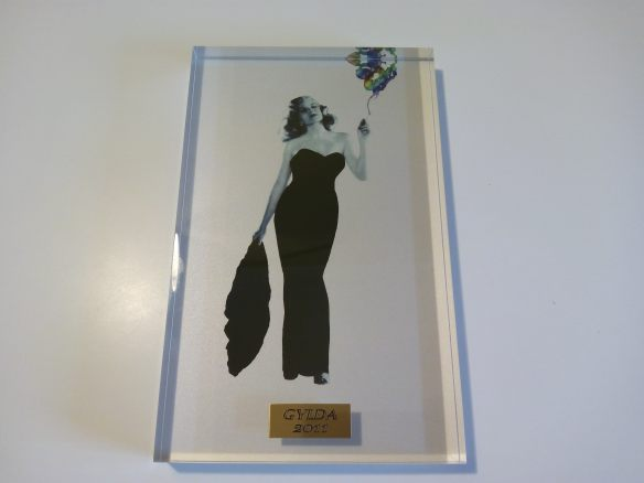 Premio Rosa del Colectivo Gylda.