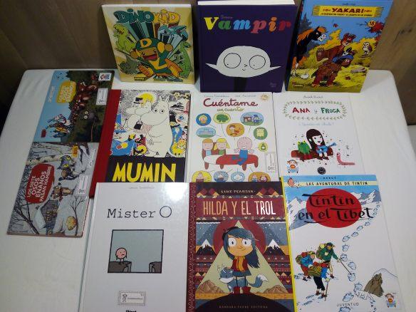 Nuestros cómics preferidos para niños de 9 a 99 años.