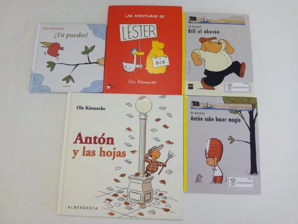 Libros de Ole