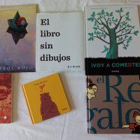 Libros que manejaremos en el curso de lectura en voz alta