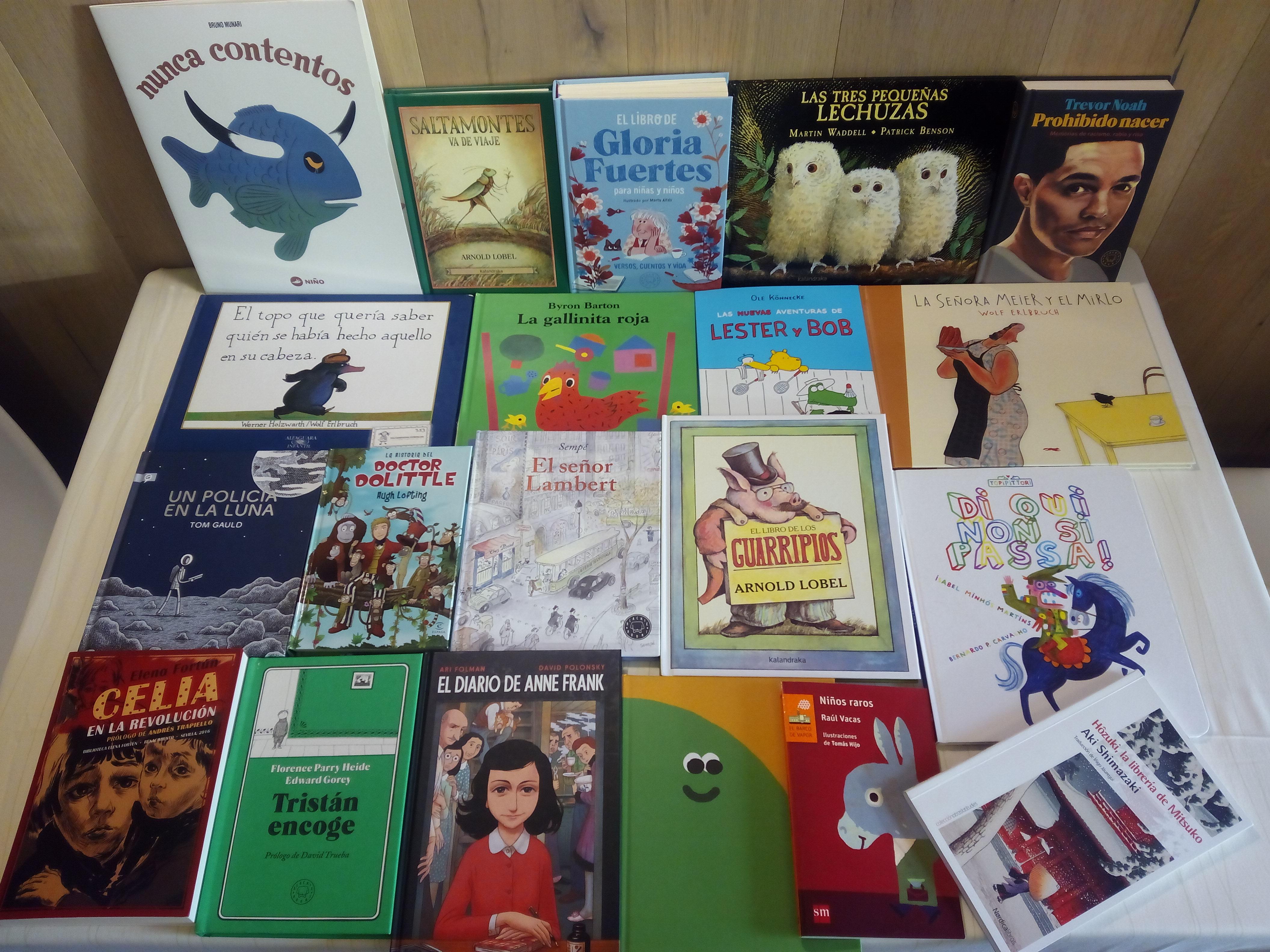 Libros para regalar en navidad la casa de tomasa for Libros para regalar