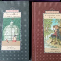 2 tesoros vistos en la feria del libro