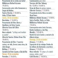 II Festival de Narrativas en Logroño