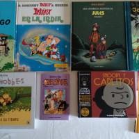25 cómics para enganchar a niñas y niños en verano