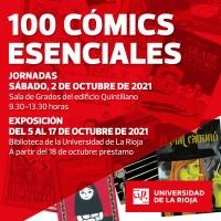 Jornadas de cómic de la Universidad de La Rioja